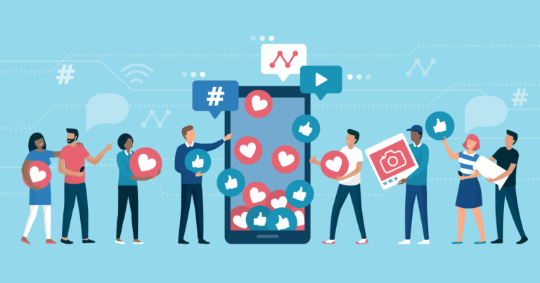 social media marketing and content marketing strategies